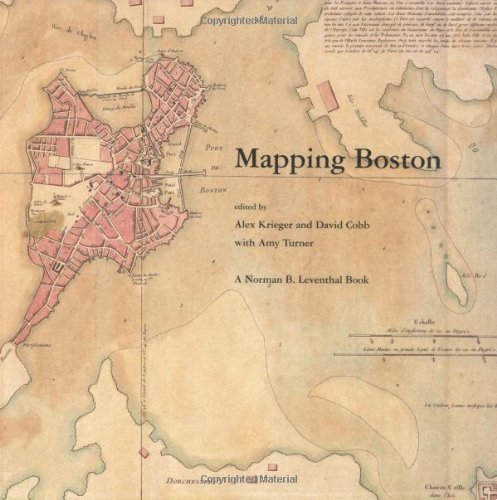 Mapping Boston (MIT Press)