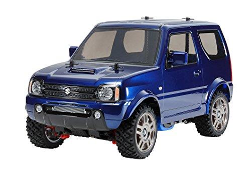 Tamiya Suzuki Jimny 1 10 4wd Rc Car Kit