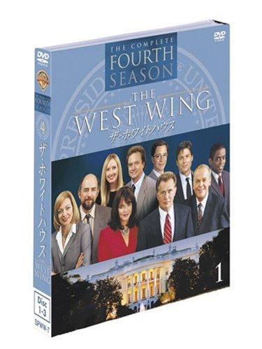 ザ・ホワイトハウス 4thシーズン 前半セット (1~13話・3枚組) [DVD]の詳細を見る