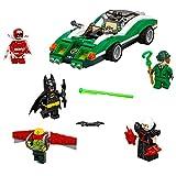 LEGO Batman Movie The Riddler Riddle Racer 70903