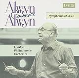 Symphonies 2 3 & 5 by ALWYN WILLIAM (2007-01-09)