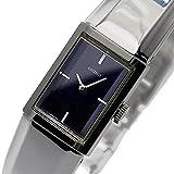 セイコー SEIKO 手巻き レディース 腕時計 ZWB19 ネイビー[並行輸入品]