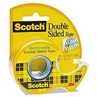 mmm667–Scotch 667両面リムーバブルOfficeテープとディスペンサー