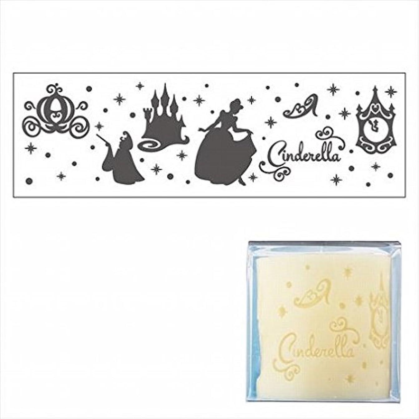 付与ピラミッド研磨剤kameyama candle(カメヤマキャンドル) ディズニーLEDキャンドル 「 シンデレラ 」(A4320030)