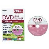 LOAS DVD レンズクリーナー (乾式) CN-542