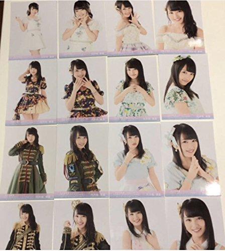 AKB48向井地美音ソロコンサート生写真16枚コンプ