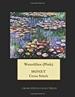 Waterlilies: Monet Cross Stitch Pattern