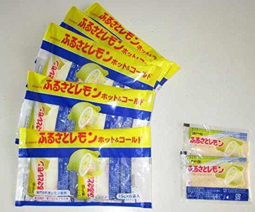 瀬戸田産レモン使用 ふるさとレモン 【15g×6袋×5】