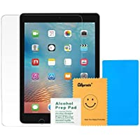 OAproda(NEW モデル)New iPad 9.7/Air2/Air/Pro9.7 保護フィルム 液晶強化ガラス全面保護 【60日品質保障付き/高透過率/防爆裂/3Dタッチ/気泡ゼロ/簡単取付/日本製素材旭硝子製 】(2018/2017 新型) 9.7inch
