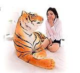 ぬいぐるみ  特大  虎/タイガー  大きい  動物  180cm   可愛い とらぬいぐるみ/虎縫い包み/とら抱き枕/お祝い/ふわふわぬいぐるみ