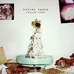 DOPING PANDA「love song」のジャケット画像