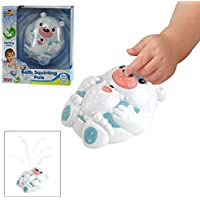 Happy Kid Toy Group - Polar Bear Bath Tub Squirting Pals - Little Learner by Little Learner