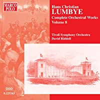 Orchestral Works 8 by H.C. Lumbye