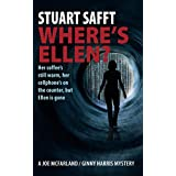 Where's Ellen? (Mystery) (MPP A JOE MCFARLAND / GINNY HARRIS MYSTERY Book 1) (English Edition)