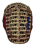 (ウォ2U)Woo2u キッズ 男の子 子供 春夏 ワークキャップ キャップ 帽子 紫外線 ハンチング帽子 サンバイザー 鳥打ち帽 野球帽 ブラウン