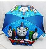 きかんしゃトーマス キッズアンブレラ STEAM TEAM7817【傘 雨具 子供用 キッズ パーシー 輸入 インポート】
