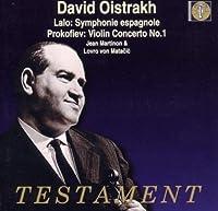 Violin Concerto 1 / Symphonie Espagnole by BEETHOVEN & MOZART (1997-12-09)