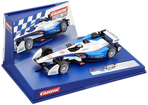 京商 1/32 スロットカー カレラ D132 Formula E Andr...