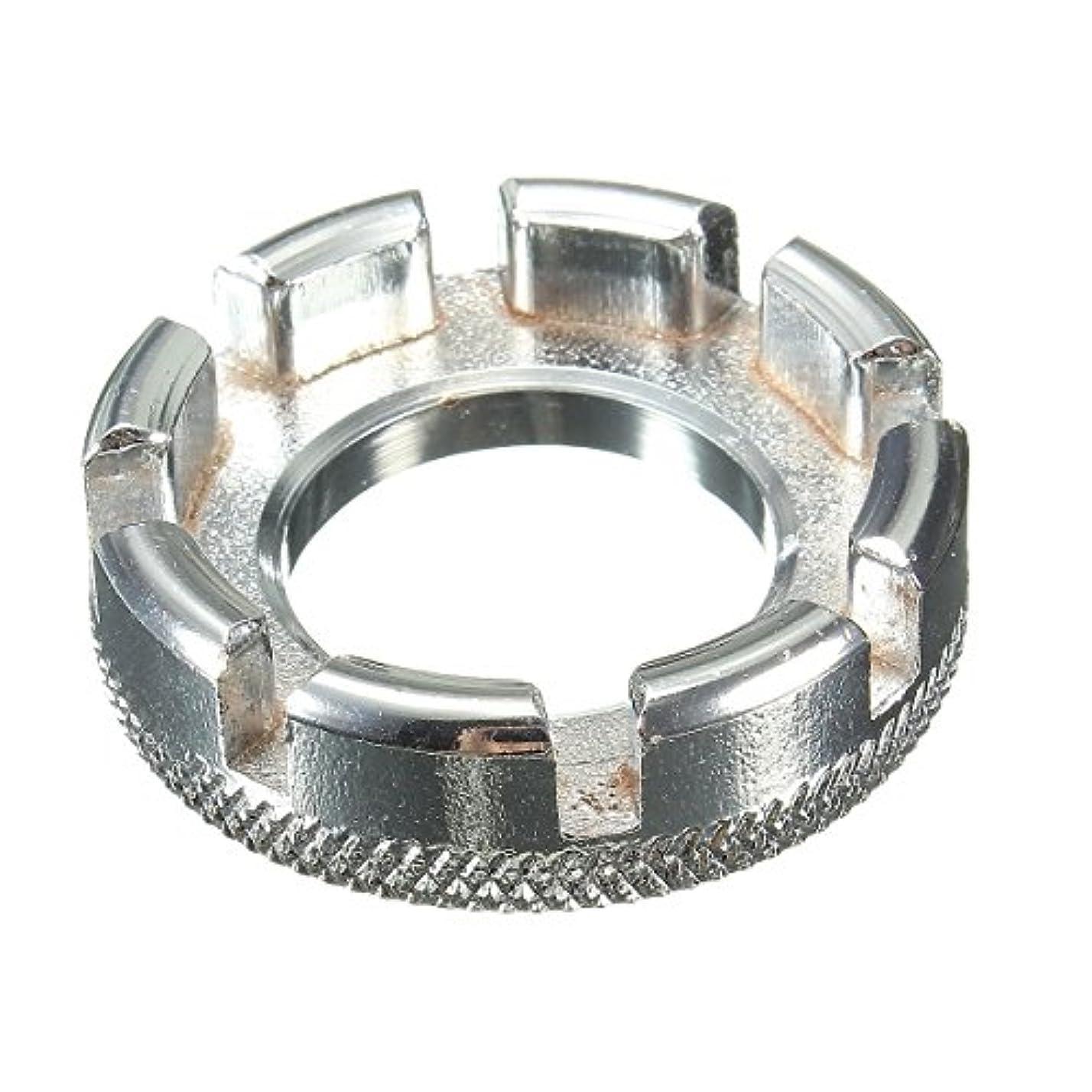 プレゼンター吸い込むプロトタイプRETYLY バイクスポークレンチミニツール 調整8ウェイブラストセット MTBバイクルート任意サイズ適用