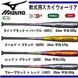 MIZUNO(ミズノ) 軟式用スカイウォーリア (1cjmr118) 1062ブルーブラック×レッド 在庫