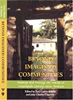 Beyond Imagined Communities: Reading and Writing the Nation in Nineteenth-Century Latin America (Woodrow Wilson Center Press) by Unknown(2003-12-23)