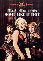 Some Like It Hotポスター映画( 11x 17インチ–28cm x 44cm ( 1959年) ( Style G )