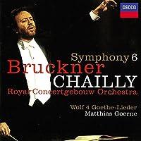 Bruckner;Symphony No.6