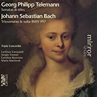 Telemann/Bach: Sonates & Trios