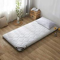 厚い畳のマットレス学生寮Foldable Mat (色 : 2, サイズ さいず : 120x200cm)