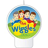 The Wiggles Candle