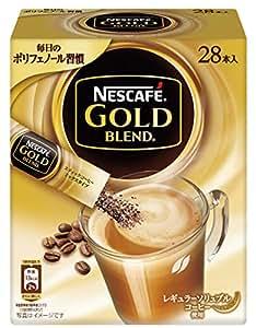 スティックコーヒー ネスカフェ  ゴールドブレンド 28P×3箱