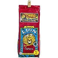 ライオンコーヒー オリジナルライオン ノーフレーバー 198g(粉)