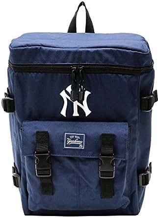(ニューヨークヤンキース) NEW YORK YANKEES リュック おしゃれ バックパック デイパック 迷彩 5color Free ネイビー
