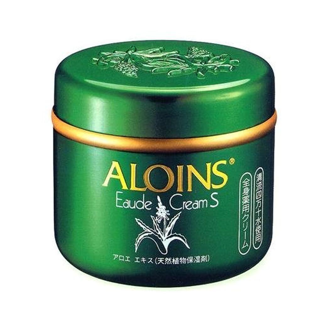 三番過度に住人アロインス化粧品 アロインス オーデクリームS185G 医薬部外品 薬用全身用スキンクリーム アロエエキス配合×48点セット (4956962108017)