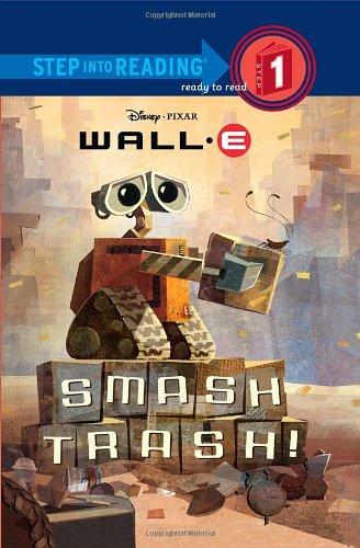 Smash Trash! (Disney/Pixar WALL-E) (Step into Reading)の詳細を見る