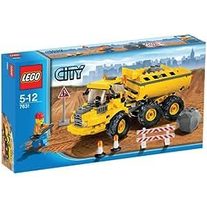 レゴ (LEGO) シティ 工事 ダンプカー 7631