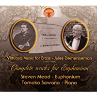 Virtuoso Music for Brass: Complete Works for Euphonium