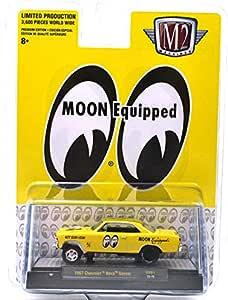 M2 Machines mooneyes 1967 Chevrolet Nova Gasser Moon Equipped