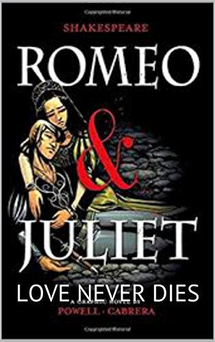 ROMEO AND JULIET (love series Book 1) (English Edition)