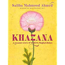 Khazana: An Indo-Persian cookbook with recipes inspired by the Mughals