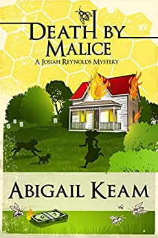 Death By Malice : A Josiah Reynolds Mystery 10 by [Keam, Abigail]