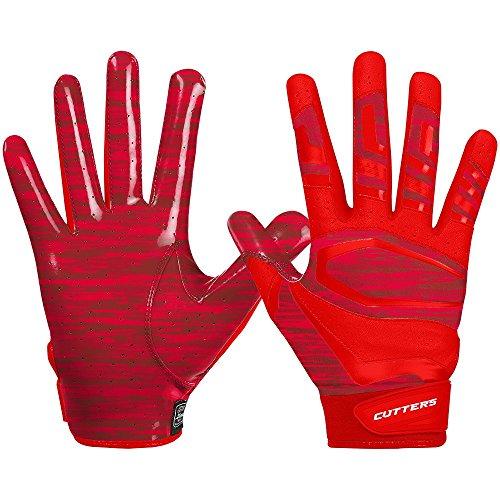 Cutters Gloves Rev Pro 3.0 レシーバー ファントムグローブ レッド迷彩 L