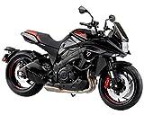 スカイネット 1/12 完成品バイク スズキ GSX-S1000S KATANA フルオプション グラススパークルブラック