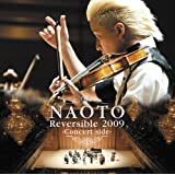 NAOTO Reversible 2009-Concert side-