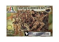 Italeri 1:72 U.s. Paratroopers WWII by Italeri