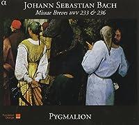 Missae Breves Bwv 233 & 236 by J.S. BACH (2010-11-09)