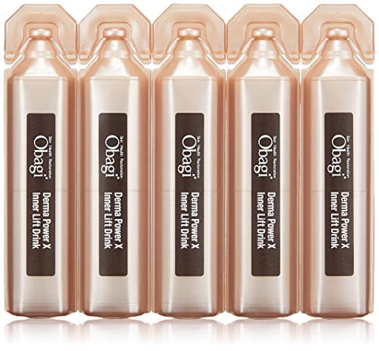 感謝祭原油利点Obagi(オバジ) オバジ ダーマパワーX インナーリフト ドリンク(美容飲料) 20mL×10本