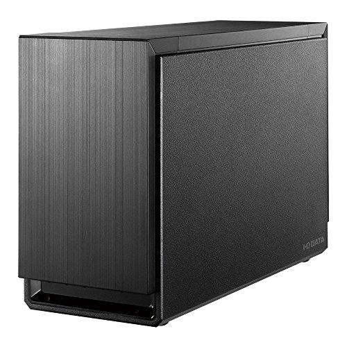 I-O DATA HDD 外付けハードディスク 2TB ミラーリング(RAID1)/2ドライブ/USB3.0/静音ファン付 HDS2-UTX2.0