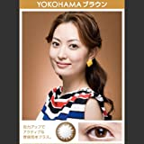 ビューノ2ウィークビューティー 1トーン 横浜ブラウン 14.0mm (カラコン 度あり 2週間 6枚入り) -1.50