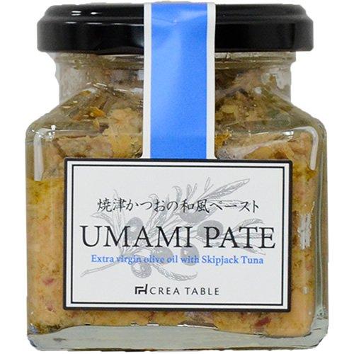 クレアファーム 焼津かつおの和風ペースト UMAMI PATE 120g